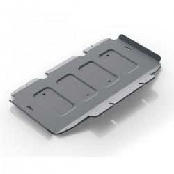 Защита радиатора Nissan Pathfinder, Navara,  V - 2.5D, 3.0D, 4.0 (2005-2015)