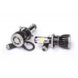 Лампы светодиодные HB3 9005 12V-24V 24W с вентилятором (к-т 2 шт.)