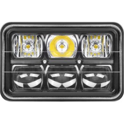 Фара РИФ 107х167х81 мм 60W LED