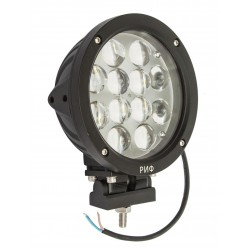 Фара светодиодная 27W  9 LED  рабочий свет (заливающий свет) 110*128*55мм