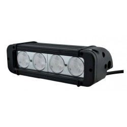 Фара светодиодная 100W  10 LED CREE X-ML T6  узкий луч  436*64 5*92 мм