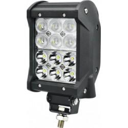Фара светодиодная 260W  26 LED CREE X-ML T6  узкий луч  1071*64 5*92 мм