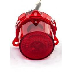 Фара светодиодная 260W  26 LED CREE X-ML T6  широкий луч  1071*64 5*92 мм